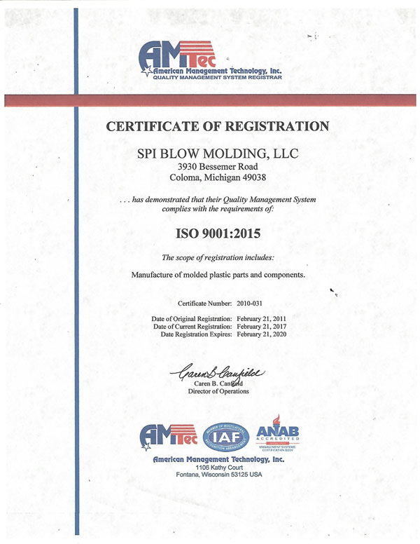 SPI-Industries--Injection-Division-ISO-cert-2015