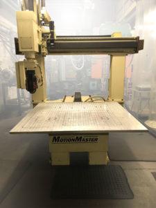 cnc machine for plastic part manufacturing