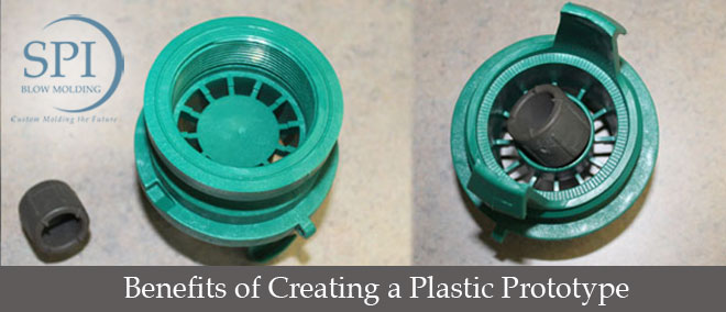 Benefits of Creating a Plastic Prototype for Production Molding