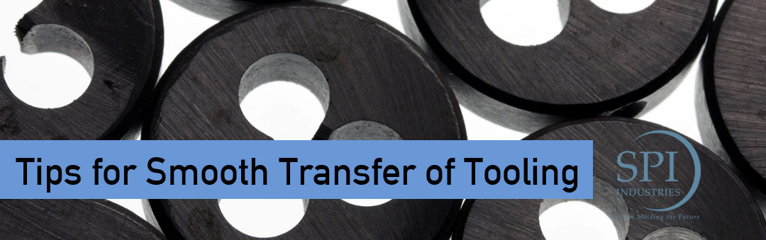 Tips for transfer tooling